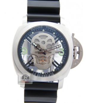 Relógio Réplica Panerai Radiomir Esqueleto Lo Scienziato