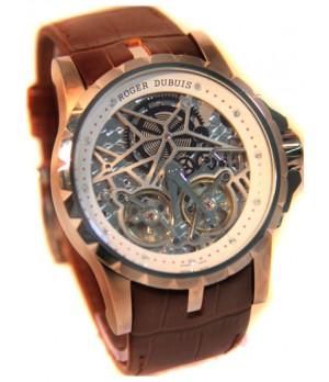Relógio Réplica Roger Dubuis Excalibur Esquelette