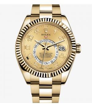 Réplica Relógio Rolex Sky Dweller