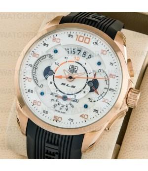 78b0036363c Espiar · Relógio Réplica Tag Heuer Carrera Mercedez Slr