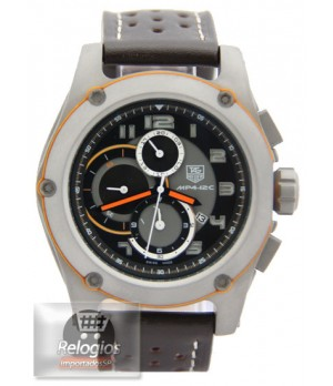f46f9550b74 Espiar · Relógio Réplica Tag Heuer Mp4 12c Titanium