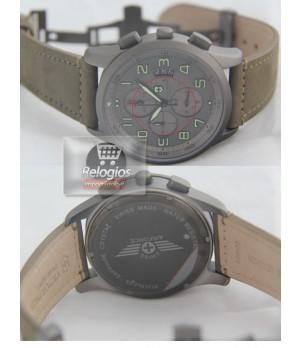 52876b2e5ed Espiar · Relógio Réplica Victor Inox Titanium Cinza
