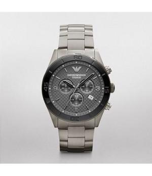 925d0db39db Espiar · Réplica de Relogio Emporio Armani Chronomaster Titanium