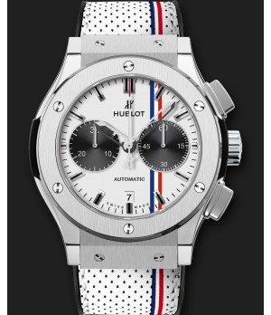 71cbe49fe51 Espiar · Relógio Réplica Hublot Fusion Edition Limited