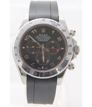 82c9f727c7b Espiar · Relógio Réplica Rolex Daytona Black Stell ( Promoção )