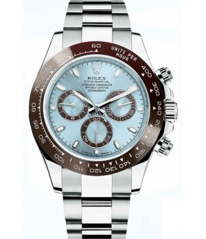 Relógio Réplica Rolex Daytona Platinum