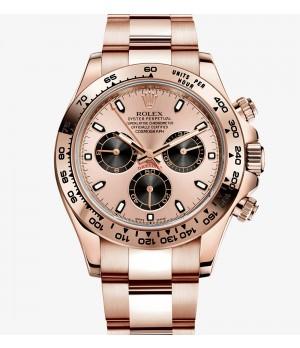 Relógio Réplica Rolex Daytona Rosê
