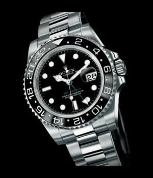 82a6fc4c213 Espiar · Relógio Réplica Rolex GMT Master II