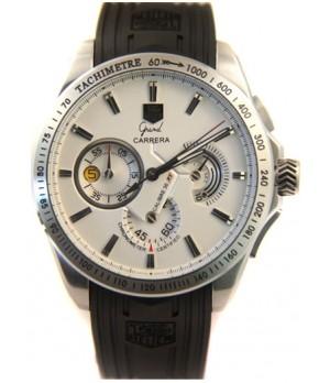 123a4a6850f Espiar · Relógio Réplica Tag Heuer Grand Carrera