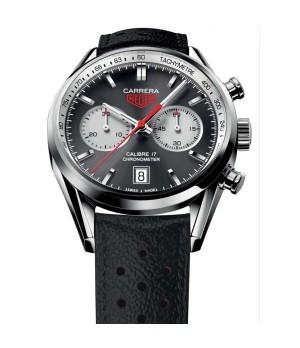15bad578808 Espiar · Relógio Réplica Tag Heuer Carrera 17 Titanium New