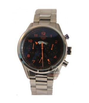 Relógio Réplica Tag Heuer Carrera Gmt Black