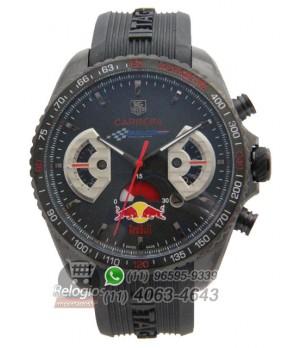 Relógio Réplica Tag Heuer Carrera Racing Red Bull Racing