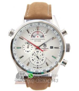 f01d9f8b669 Espiar · Relógio Réplica Tag Heuer Carrera Rs3 White ( New )