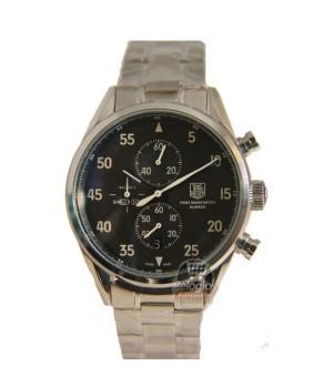 Relógio Réplica Tag Heuer Carrera Space-X Black