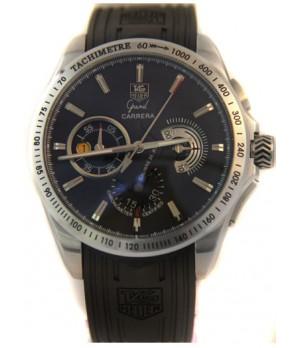 09e81b7ceea Espiar · Relógio Réplica Tag Heuer Grand Carrera New