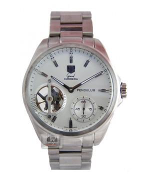 957f9e10a78 Espiar · Relógio Réplica Tag Heuer Grand Carrera Pendulum