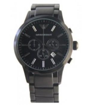 Relógio Réplica Armani Black