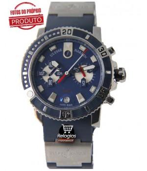 a04ec67f727 Espiar · Relógio Réplica Ulysse Nardin Blue
