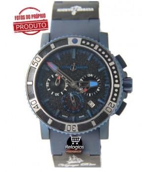e17d869da2d Espiar · Relógio Réplica Ulysse Nardin Mon Marine Limited