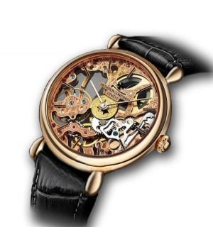 Relógio Réplica Vacheron Constantin Esqueleto Black Limited