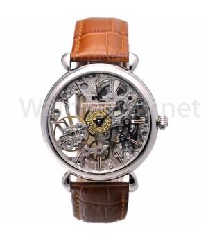 Relógio Réplica Vacheron Constantin Esqueleto Stell Limited