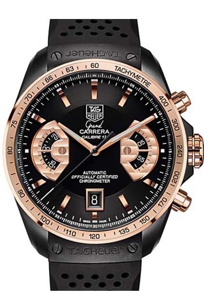 Relógio Réplica Tag Heuer Grand Carrera Calibre 17