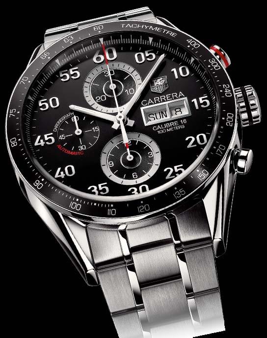 Réplica Relógio Tag Heuer Carrera 16 New