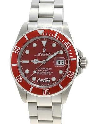 Relógio Réplica Rolex Daytona Coca Cola