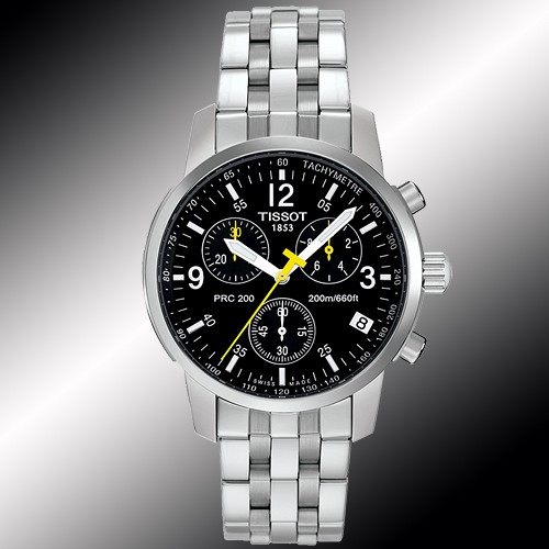 Relógio Réplica Tissot PRC 200
