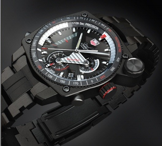 Relógio Réplica Tag Heuer Grand Calibre 36Rs Caliper