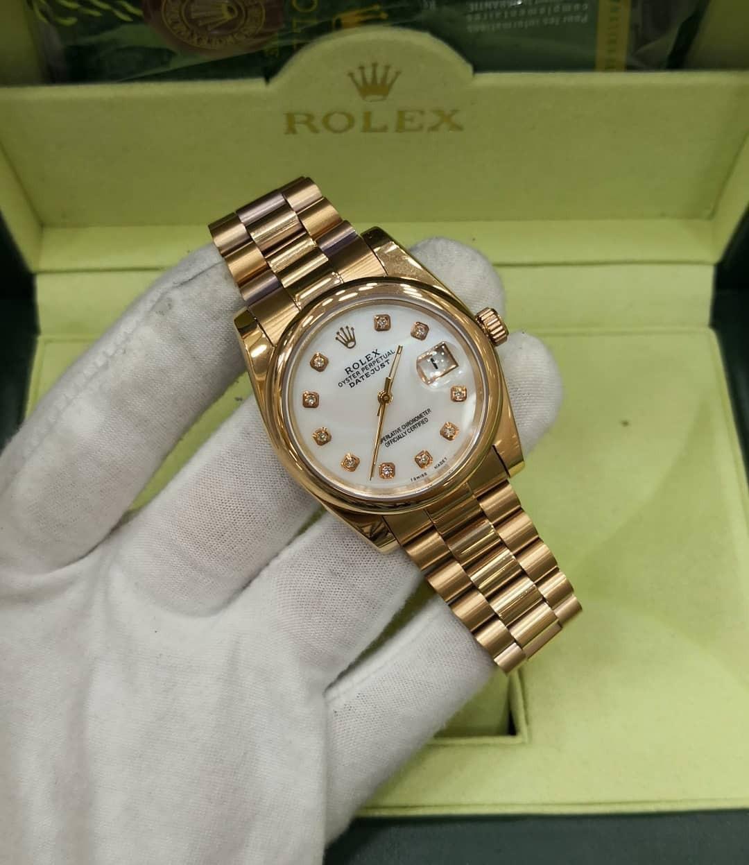 Réplica de Relógio Rolex Oyster Perpetual