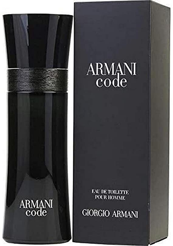Armani Code Giorgio Armani Eau de Toilette - Perfume Masculino 100ml