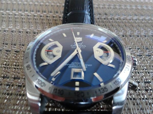 Réplica Relógio Tag Heuer Carrera Calibre 17