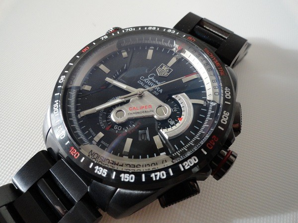 Relógio Réplica Tag Heuer Carrera 36Rs Caliper