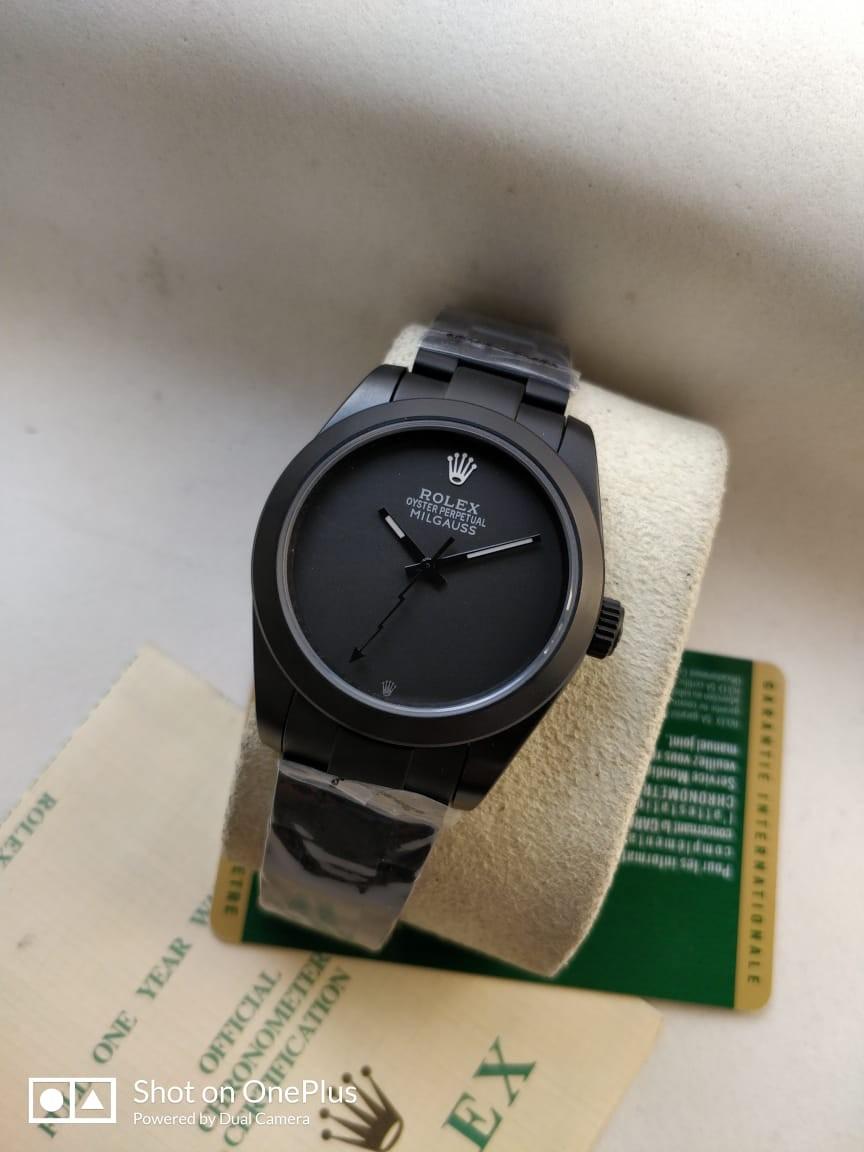 Réplica de Relógio Rolex MilGauss