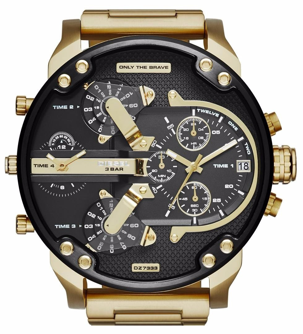 Relógio Diesel Dz7333 Mr. Daddy 2.0 (ORIGINAL)