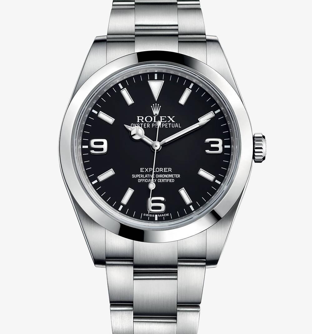 Relógio Rolex New Explorer 1