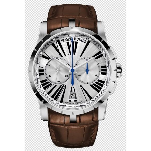 Relógio Réplica Roger Dubuis Excalibur Chronograph