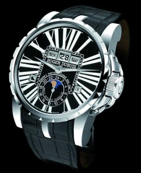 Relógio Réplica Roger Dubuis Excalibur Minute