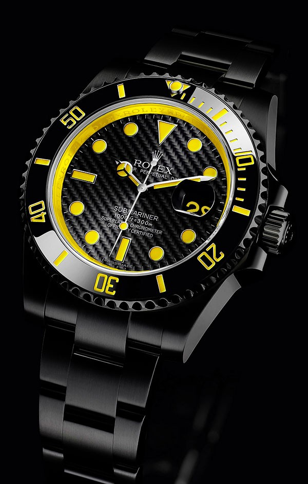 Réplica de Relógio Rolex Submariner Limited Edition