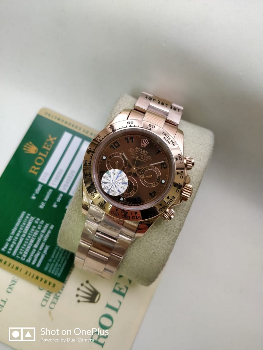 Relógio Réplica Rolex Daytona