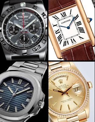 Relógios Famosos